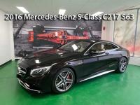 2016 Mercedes-Benz S Class C 217 S63