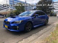 2016 Subaru WRX Premium V1 Auto