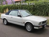 1991 BMW 325i  | Classic Cars Sold