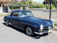 Mercedes-Benz 190 SL – 1957