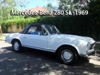 Mercedes-Benz 280SL - 1969