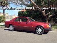 Mercedes-Benz 300CE – 1992