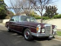 Mercedes-Benz 300 SEL - 1971