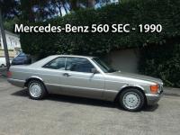 Mercedes-Benz 560 SEC - 1990
