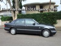 Mercedes-Benz E320 Elegance - 1996