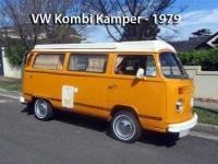 VW Kombi Kamper - 1979