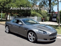 Aston Martin DB9 - 2005