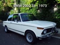 BMW 2002 Tii – 1973