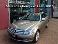 Mercedes-Benz 220 CDI - 2007