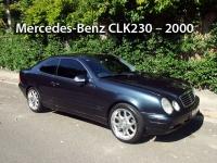 Mercedes-Benz CLK 230 Kompressor - 2000