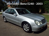 Mercedes-Benz E240 - 2003