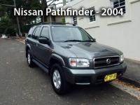 Nissan Pathfinder - 2004
