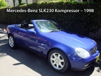 Mercedes-Benz SLK230 - 1998