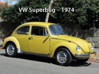 VW Superbug - 1974