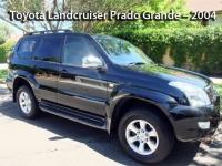 Toyota Landcruiser Prado Grande - 2004