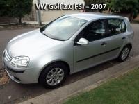 VW Golf 2.0 FSi - 2007