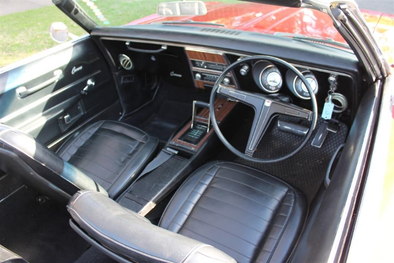 1968 Chevrolet Camaro RS SS 327, 4 speed Complete restoration for ...