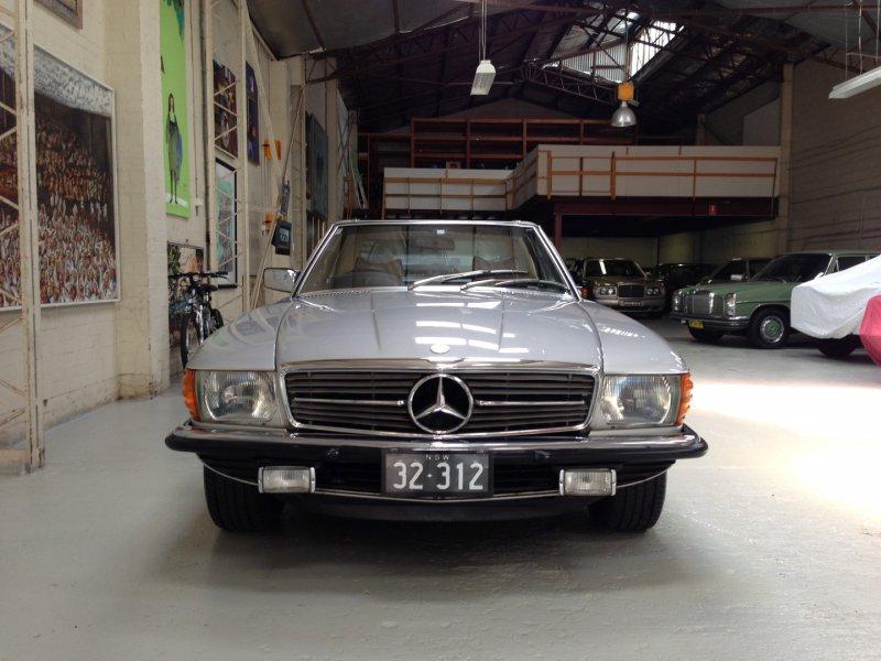 1976 mercedes benz 450sl alex holland classic cars for 1976 mercedes benz 450sl