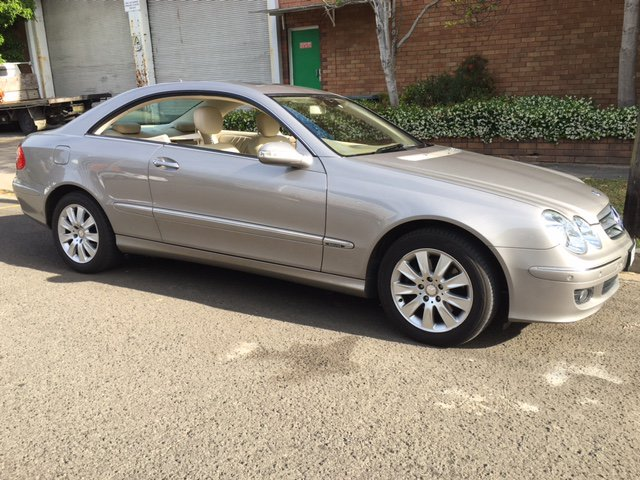 2007 Mercedes Benz Clk 200 Alex Holland Classic Cars