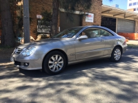 2007 Mercedes-Benz CLK200