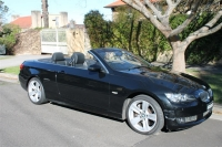 2008 BMW 335ci Convertible