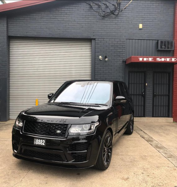2016 Mclaren 570s Head Gasket: 2018 Range Rover Vogue SDV8 Auto MY18