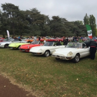 Auto Italia 2015 Canberra