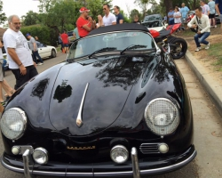 Cars and Coffee February 2015