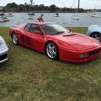 Ferrari Concours 2015