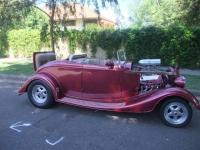 Ford Deuce Bodied Hotrod - 1934