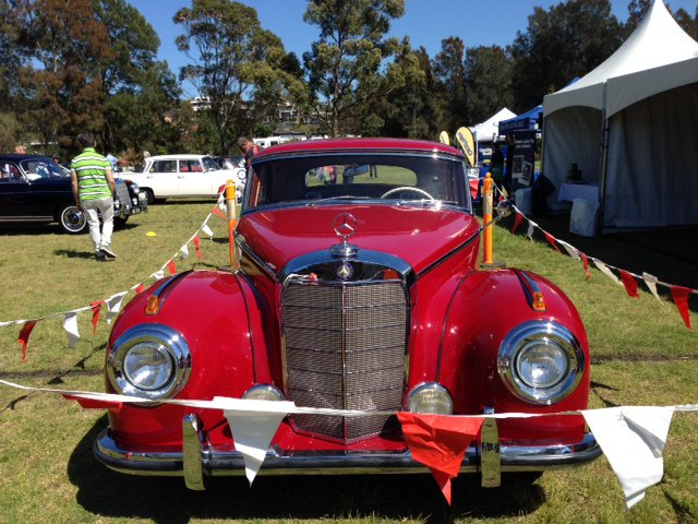 Events alex holland classic cars for Mercedes benz sydney
