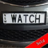 Number Plate Watch