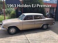 1963 Holden EJ Premier