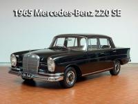 1965 Mercedes-Benz 220SE