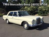 1969 Mercedes-Benz 280SE W108