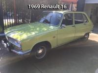 1969 Renault 16