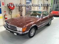 1978 Mercedes-Benz 350SL
