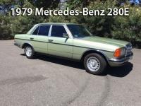 1979 Mercedes-Benz 280E