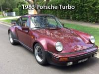 1983 Porsche Turbo