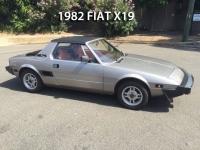 1985 Fiat x19