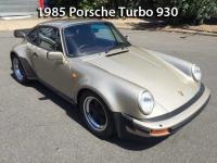 1985 Porsche Turbo 930