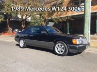 1989 Mercedes W124 300CE