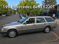 1994 Mercedes-Benz E220T