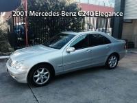 2001 Mercedes-Benz C240 Elegance