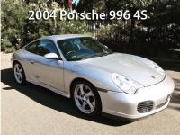 2004 Porsche 996 4S