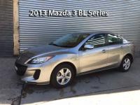 2013 Mazda 3 BLSeries