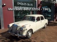 Mercedes-Benz 220SE - 1961