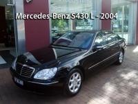 Mercedes-Benz S430L - 2004
