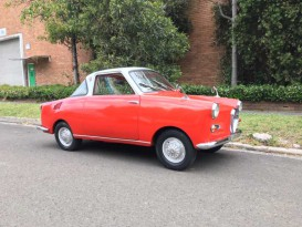 1958 Goggomobil 300 coupe