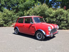 1969 Mini - Coming Soon